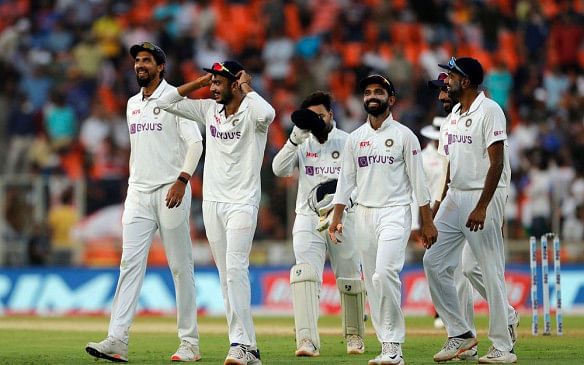 India vs England 2021, 3rd Test: Day 2 – India Claim 10-Wicket Victory After Spinners Dominate The Day