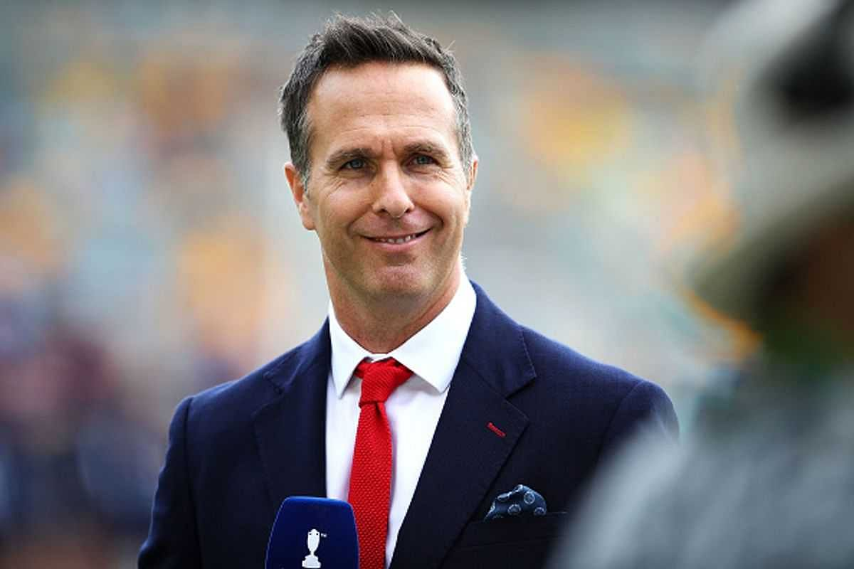 Image result for michael vaughan