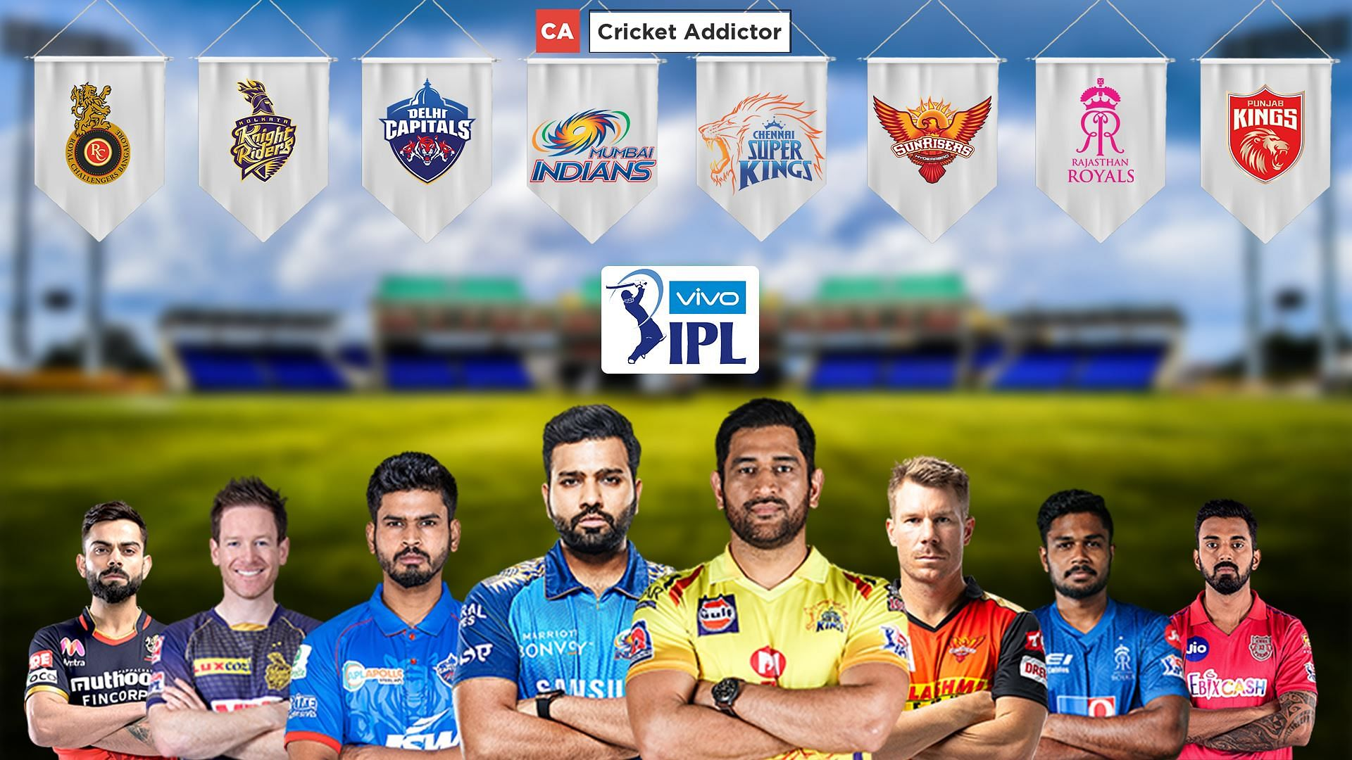 IPL 2021 To Take Place Between April 09 To May 30; Six Cities To Host The 14th Season