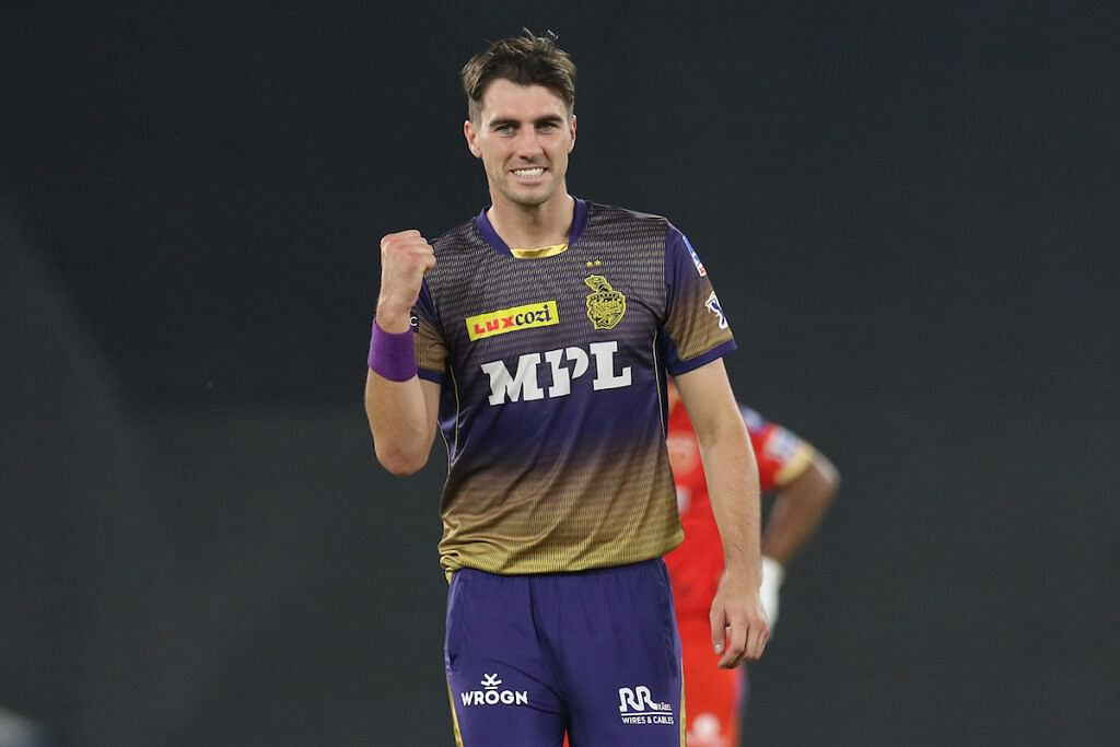 Watch: Pat Cummins Delivers The Breakthrough For KKR; KL Rahul Departs For A 20-Ball 19