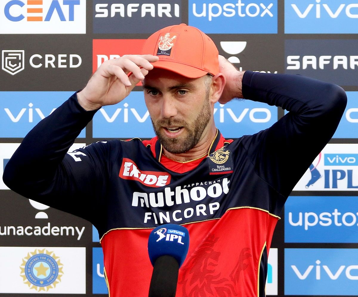 IPL 2021: Glenn Maxwell Ready To Fly To UK With Indian And English Players  After Tournament Ends