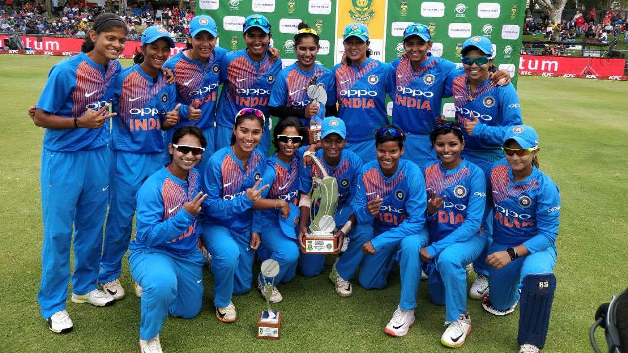 The Two Indian Squads Also Shows The Solid Bench Strength - BCCI Treasurer Arun Dhumal Says Two Separate India Teams Could Continue To Play Further In The Future