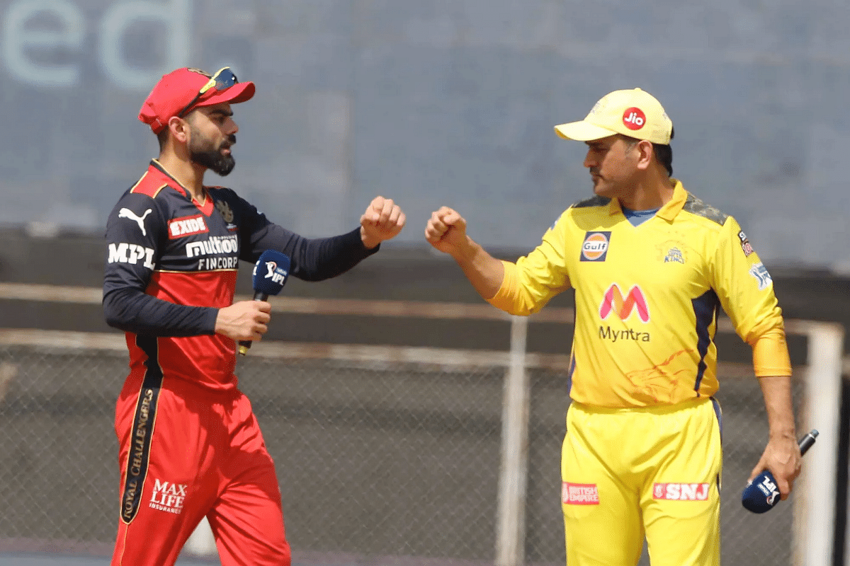 RCB vs CSK Head to Head Records, Royal Challengers Bangalore H2H Record Against Chennai Super Kings- IPL 2021, Match 35
