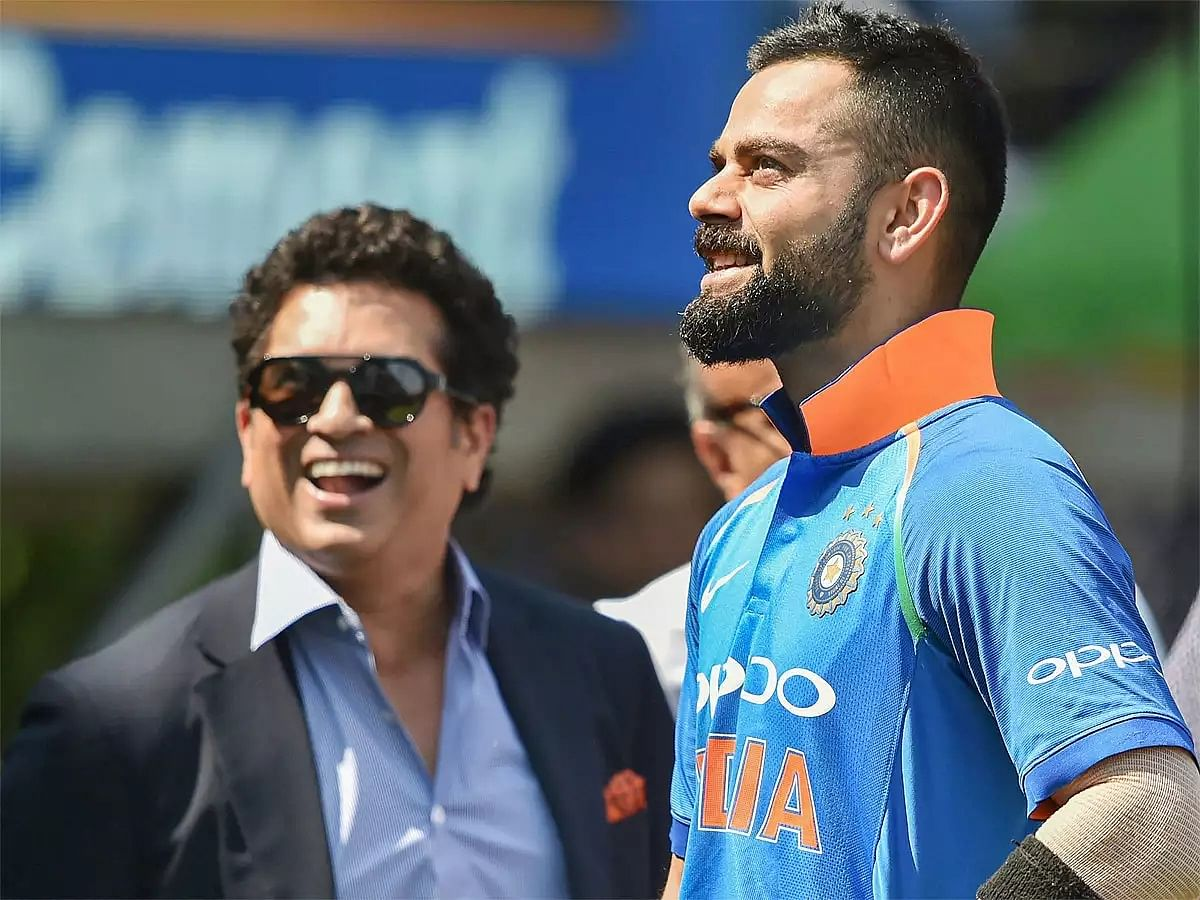 On The Field Sachin Tendulkar Was Very Soft, Virat Kohli Comes Out Aggressive; But Both Want To Win And Perform In Every Single Game - Venkatesh Prasad