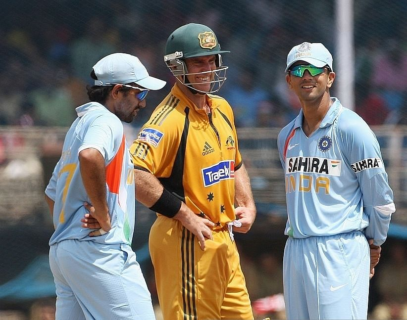 Matthew Hayden Didn't Speak To Me For 2-3 Years', Says Robin Uthappa After  He Sledged Him During The 2007 India-Australia ODI Series