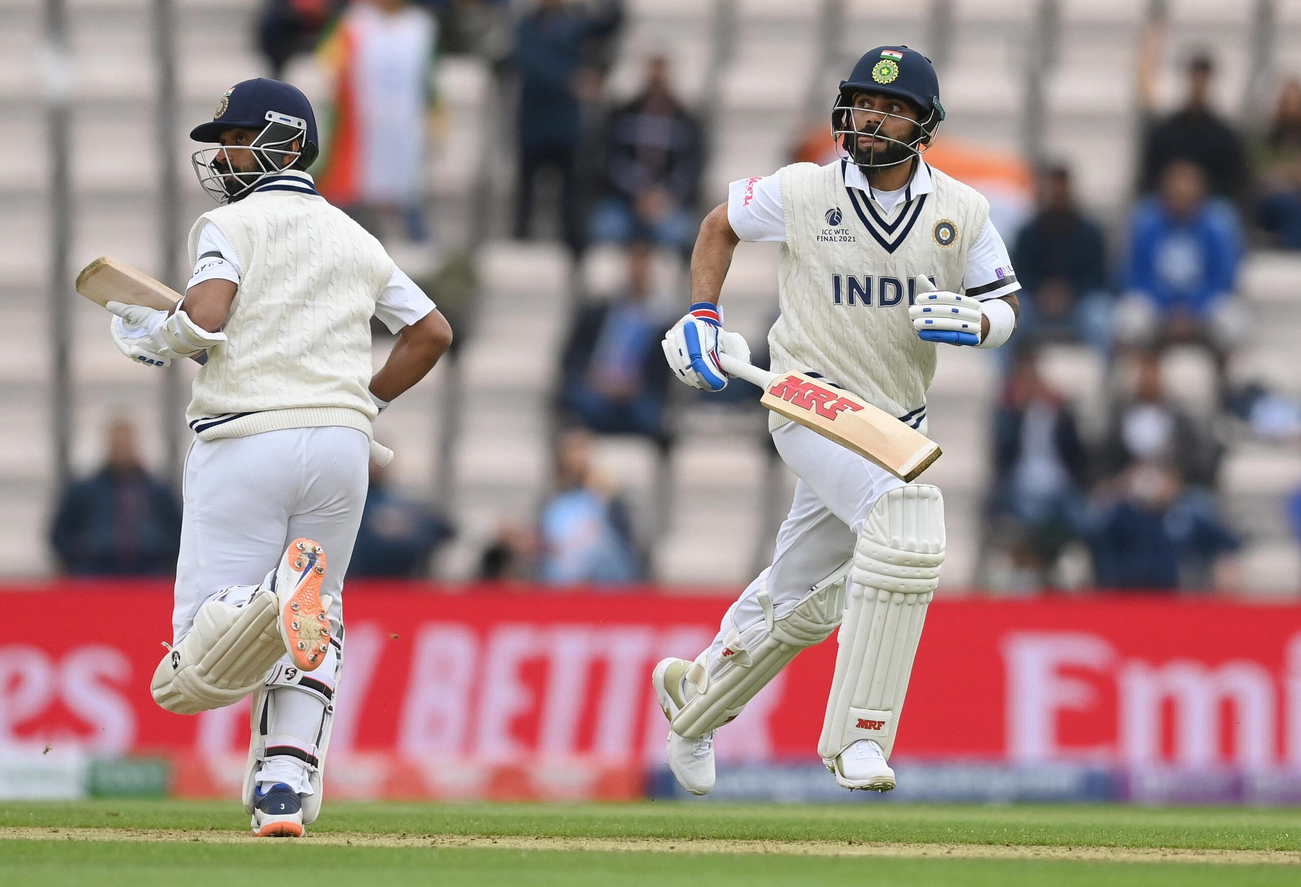 ICC WTC Final 200 Twitter Reacts As India Ends The 20nd Day At 20 ...