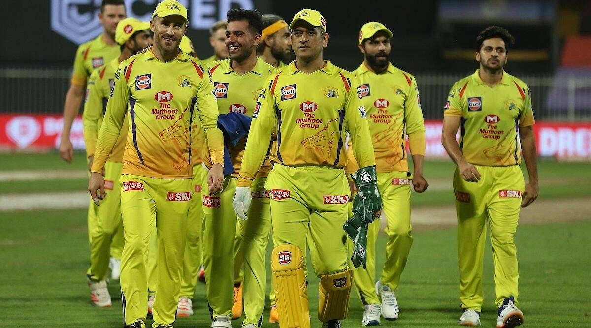IPL 2021: Chennai Super Kings (CSK) Updated Squad, Schedule, Time And Venue  - CricketAddictor