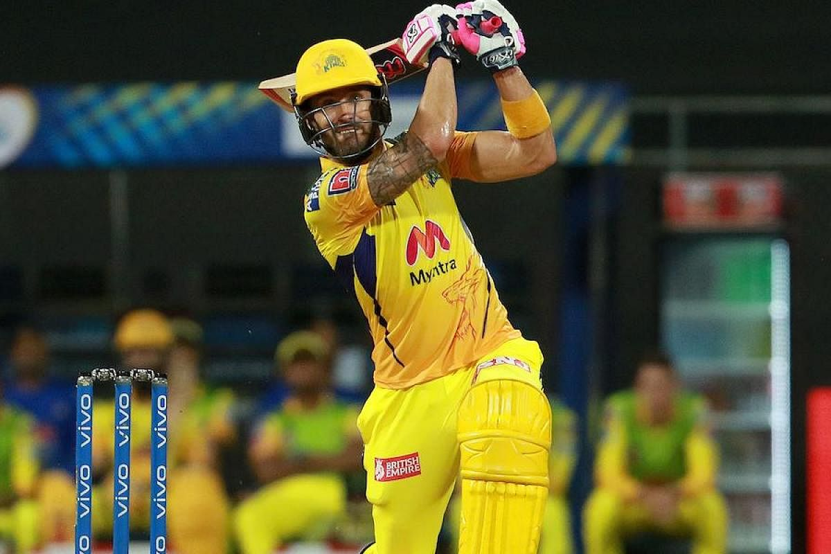 IPL 2021: 3 Players Who Can Replace Faf du Plessis In CSK Playing XI -  CricketAddictor