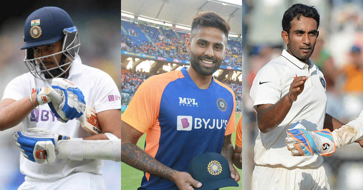 Prithvi Shaw, Suryakumar Yadav & Jayant Yadav Set To Join Indian Test Team In England As Replacements: Reports