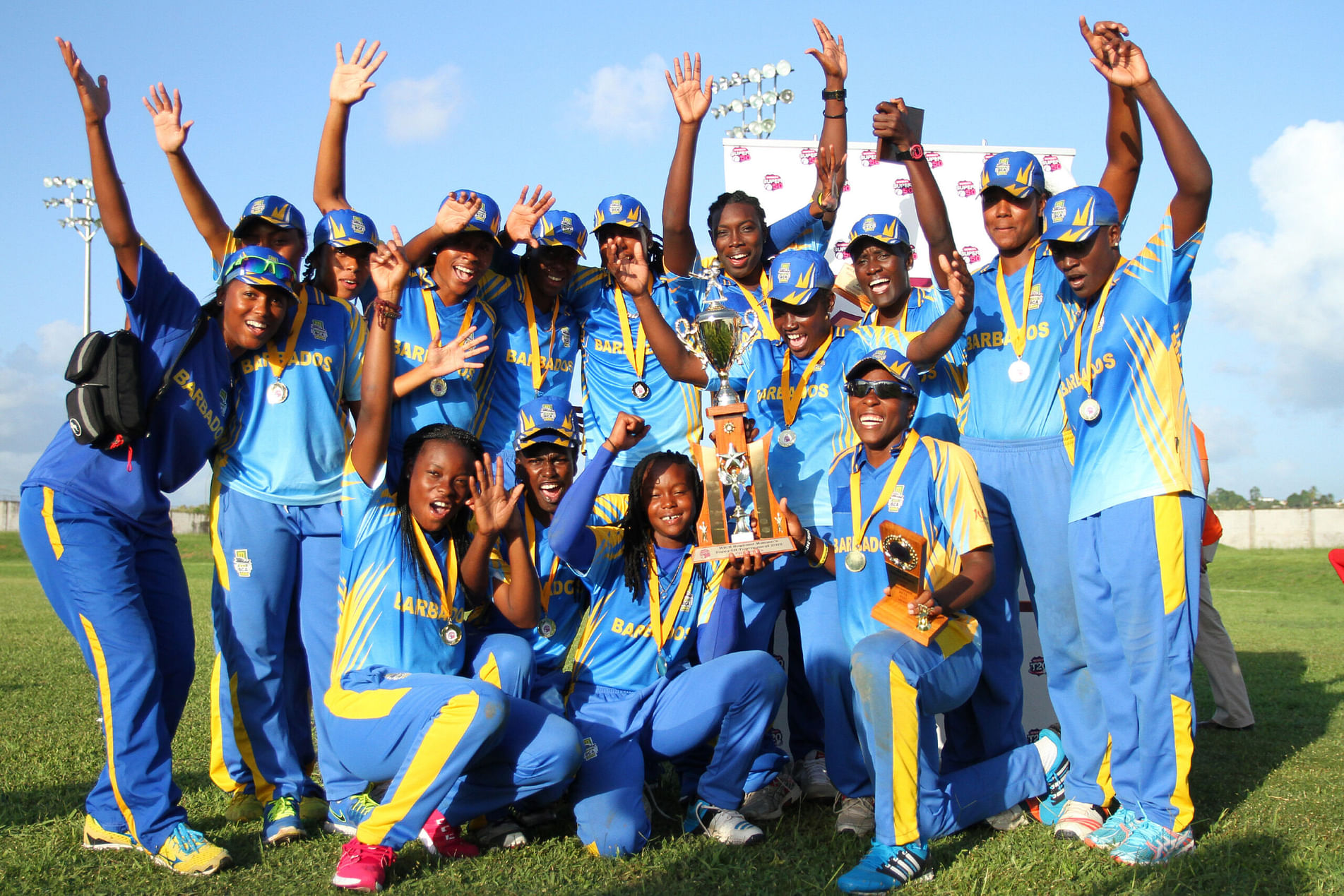 Barbados Women To Represent West Indies At 2022 Birmingham Commonwealth  Games