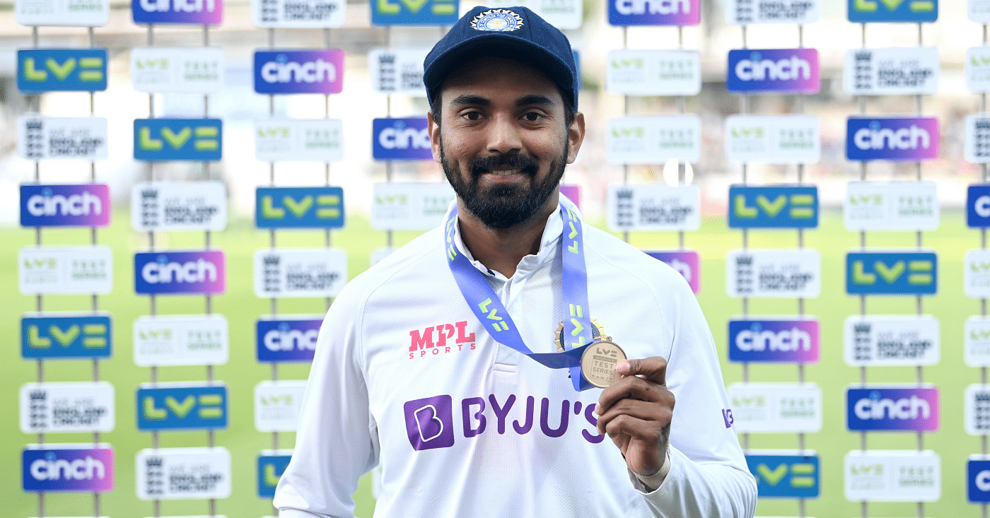 """Been Working Really Hard on our Skills"""" - KL Rahul After Winning Player of  the Match in the 2nd Test"""